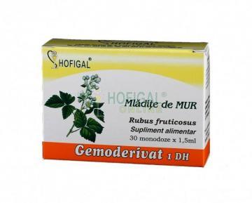 Gemoderivat Mladite De Mur 30 monodoze*1.5 ml